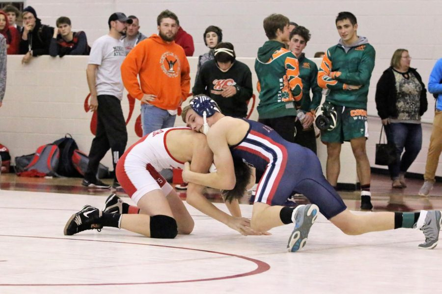 Wrestlers Stay Focused All Year