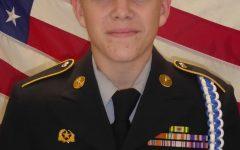 Cadet of the Month for December: Cadet Sergeant Robert Causey