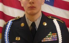 Cadet of the Month for January: Cadet Corporal Thomas Duplessis