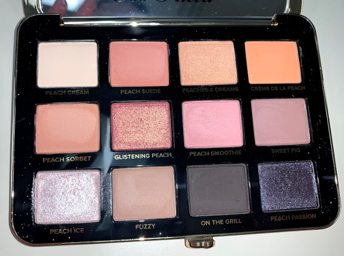 This Positive Peach of a Palette Performs