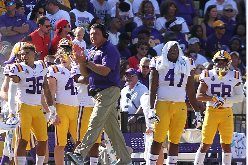 Ed Orgeron, the Beginning  of a Legacy?
