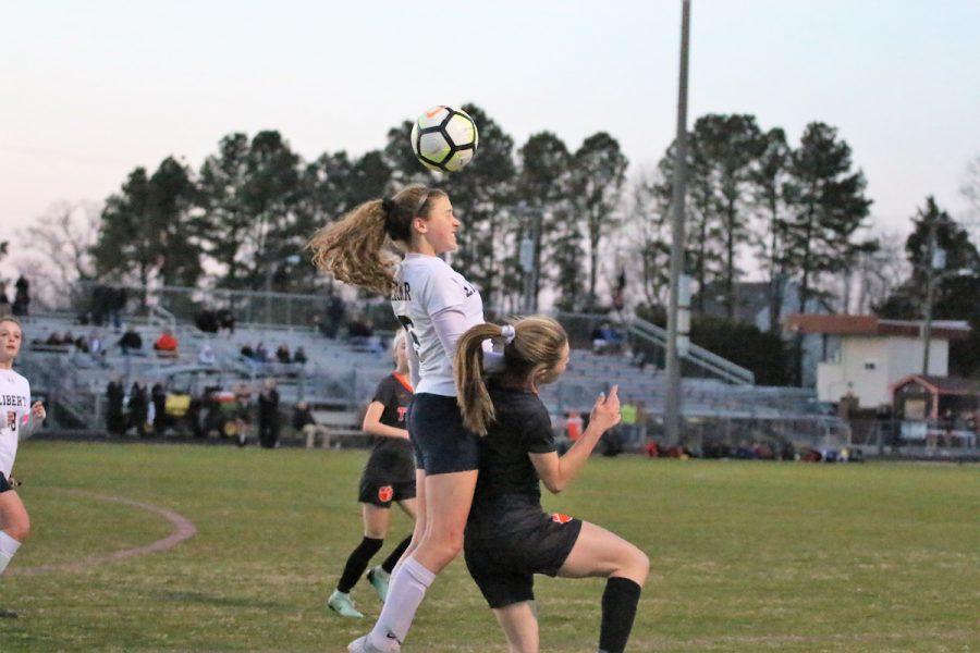 Girls+Soccer+Kicking+Into+the+New+Season
