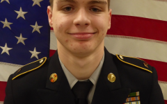 Cadet of the Month for February: Cadet Anthony Frisoli