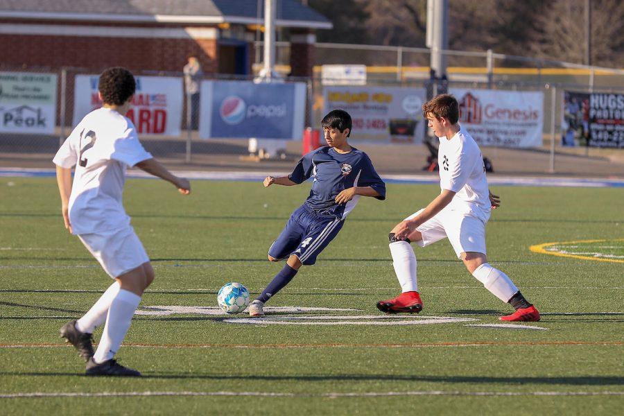 Boys Soccer is Setting High Goals!