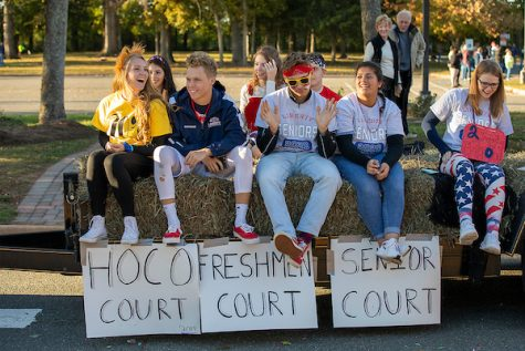 2019 LHS Homecoming Parade: A Talon Yearbook Photo Feature