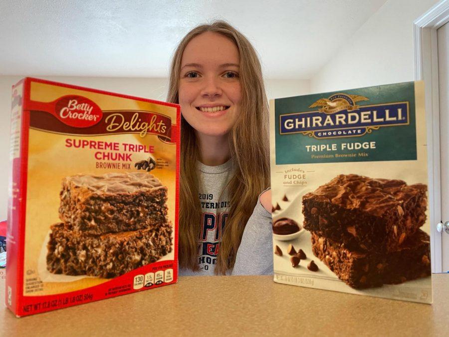 Food Wars: A Battle of Brownies