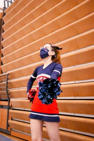 Competition Cheer Perseveres Through Tough Pandemic Restrictions, Continues Competition