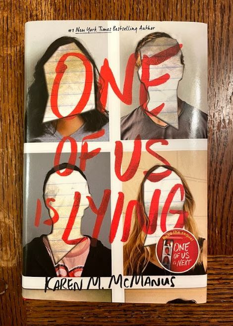 One+Of+Us+Is+Lying+Is+A+Book+That+Readers+Cant+Keep+a+Secret